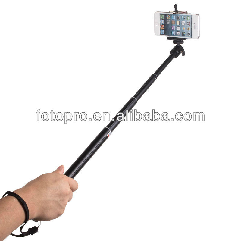 Mobile Flexible monopod,selfie stick
