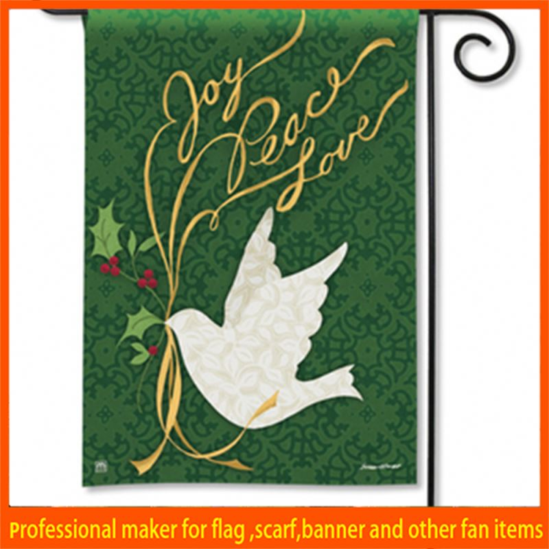 Factory selling high quality Patriotic yard sport garden flag