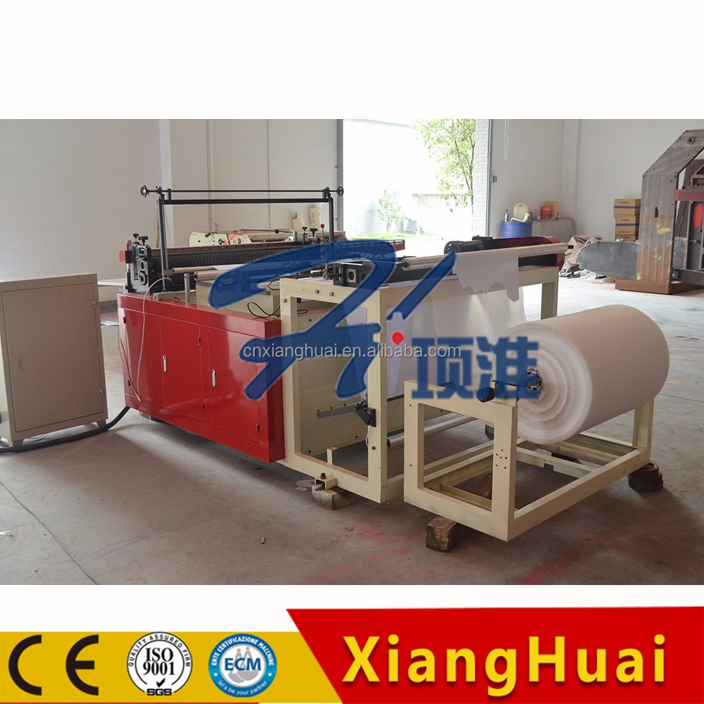good quality automatic paper roll to sheet cutting machine