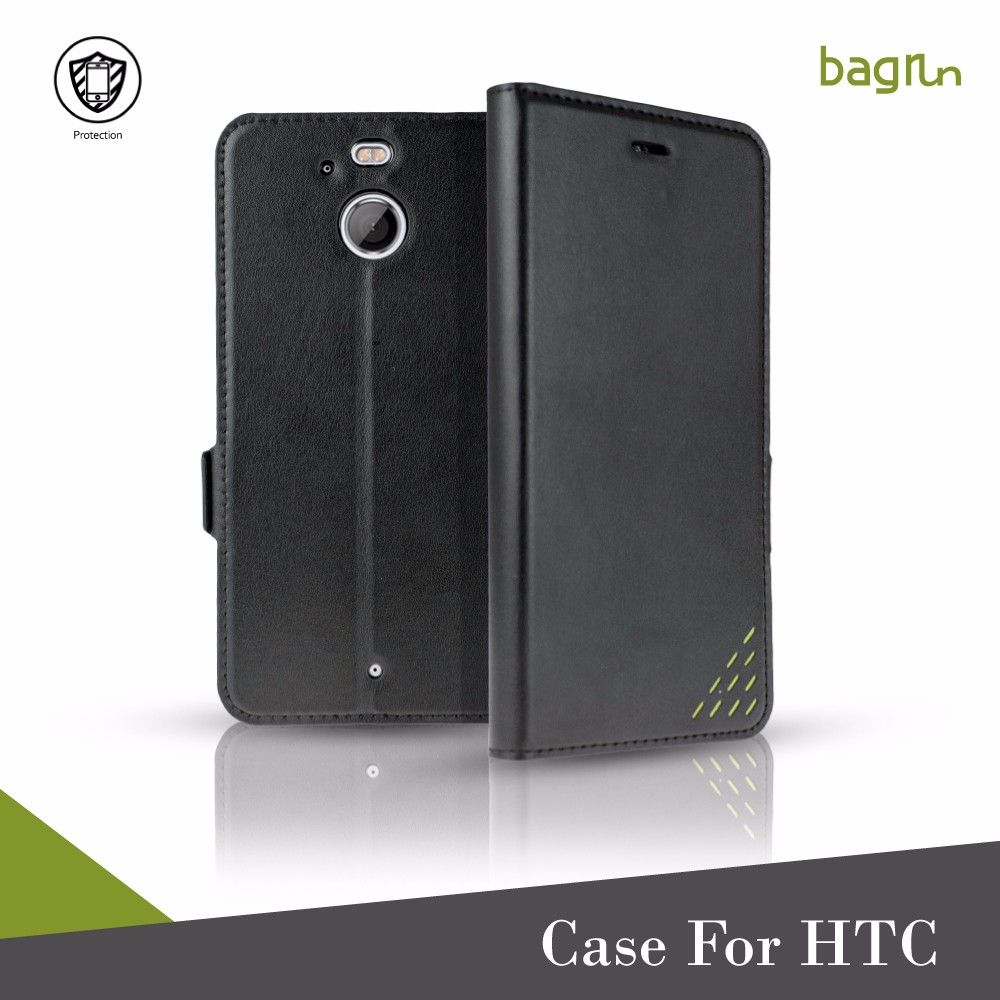 Custom Design Flip Phone Case Wallet For HTC