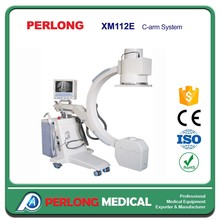 perlong medical High Frequency Angiography Medical Mobile C Arm X Ray System XM112, XM112E