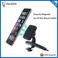 Universal Car CD Slot Stand Magnetic Pad Support Mount Holder for Cell Phone Holder