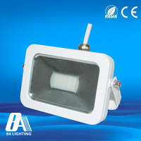 High power CE RohS IP65 waterproof ultra silm 10w led floodlight for outdoor