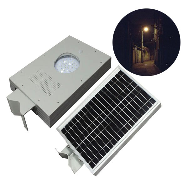9 meters White/Warm Color solar street lights Pole 50W solar motion sensor light