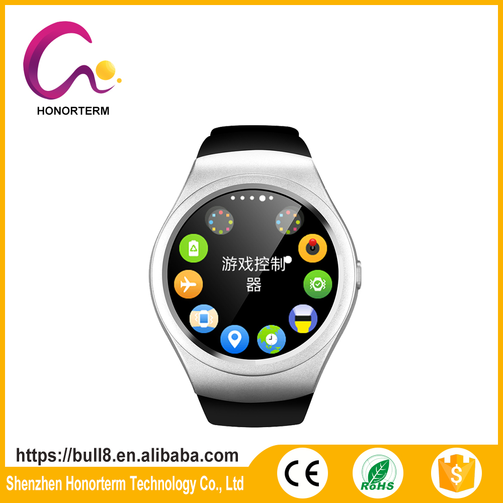 Factory price ladies smart watches touch screen with high quality