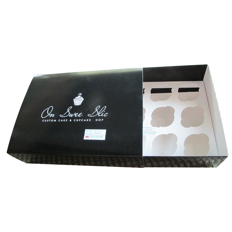 whoelsale cookie candy foldable packaging box dongguan supplier