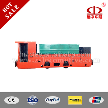 Professional explosion proof 35t battery mine locomotive for underground coalmine transport