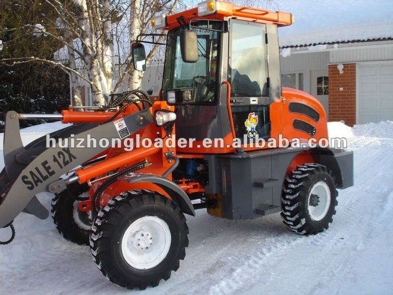 hot sale JN915 with EURO III EPA engine loader mini