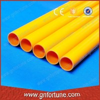 China factory good UV resistant PVC conduit pipes