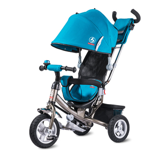 Hot Baby Rid On Car Children Carrier Walker Baby Tricycle