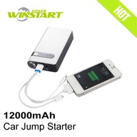 battery charger jumper starter power bank OEM compact auto factory supply portable car jump starter