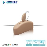 Body Worn Sound Amplifier Battery Rechargeable Hearing Aid
