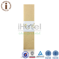 Kraft Box Packing Best Quality Plastic Head Lice Comb Hair Brush