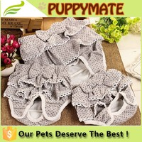 Lovable Dog Physical Pant / fashion design Pet Dog Panties/dog clothes for sale