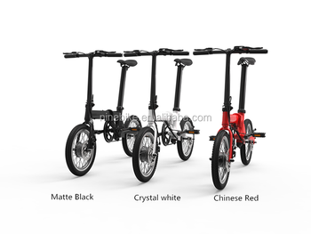 mini electric bike foldable ebike with EN15194