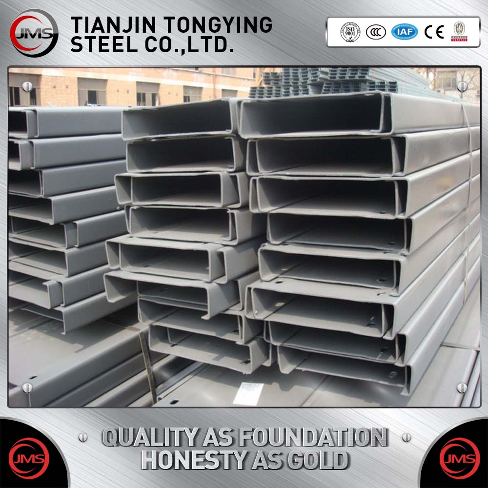 Galvanized steel c channel,strut slotted channel,c channel steel price