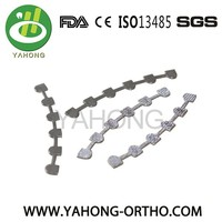 high quality orthodontic Lingual Retainer Bonding splints Inside Oral Cavity /Accessories