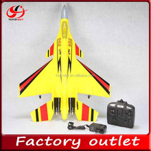 hot new products for 2015 SU-33 2.4G 2CH RC airplane