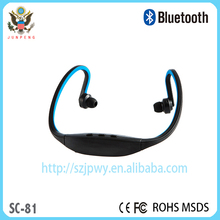 Stereo New Bluetooth V4.0 headset Mini Bluetooth music Headset,Wireless headet
