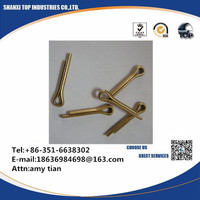 Brass Cotter Pin DIN94