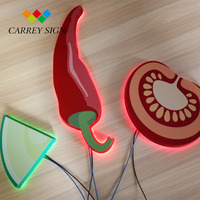 Indoor Led Acyrlic 3d Neon Lighted