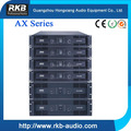AX Series pro sound power amplifier, high power amplifier