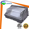 Outdoor Wall Mounted IP65 ETL cETL DLC Cree 100W LED Wall Pack Light