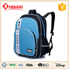 Low price branded retro mesh school bags