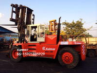 second hand 25t forklift trucks kalmar, used container handler for sale