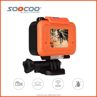 SOOCOO S60 Built- in WIFI Underwater 2.4G Remote Control Camera Sport Full HD 170 Degree Wide-angle Lens
