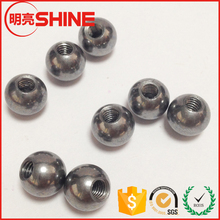 Threaded Hole 10mm Stainless Steel Ball with m3 Screw