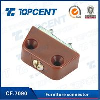 [CF.7090] kitchen cabinet furniture cabinet joint plastic corner connector