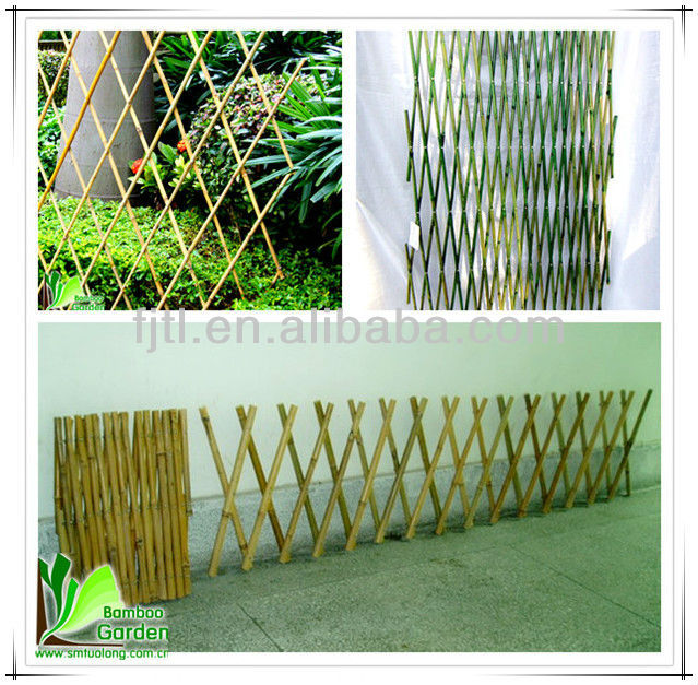 cheap natural bamboo fence roll