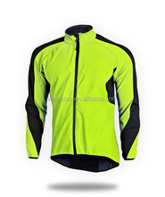 OEM high quality mens cycling jersey/ cycling jacket with breathable