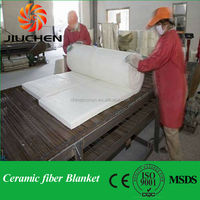 High quality HP 1260 alumina silicate Ceramic Fiber Blanket