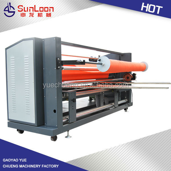 Top grade high quality fabric rolling and inspecting machine