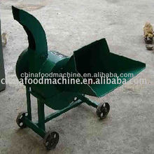 Small agriculture chaff cutting machine