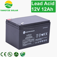 Top sale small 12v 12ah 20hr battery for ups
