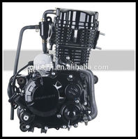 1 Cylinder Chongqing Loncin 250cc Water-Cooled motorcycle engine
