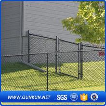 sell well chain link fence plastic coated mesh fen