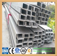 wuxi hot/cold rolled steel channel standard size