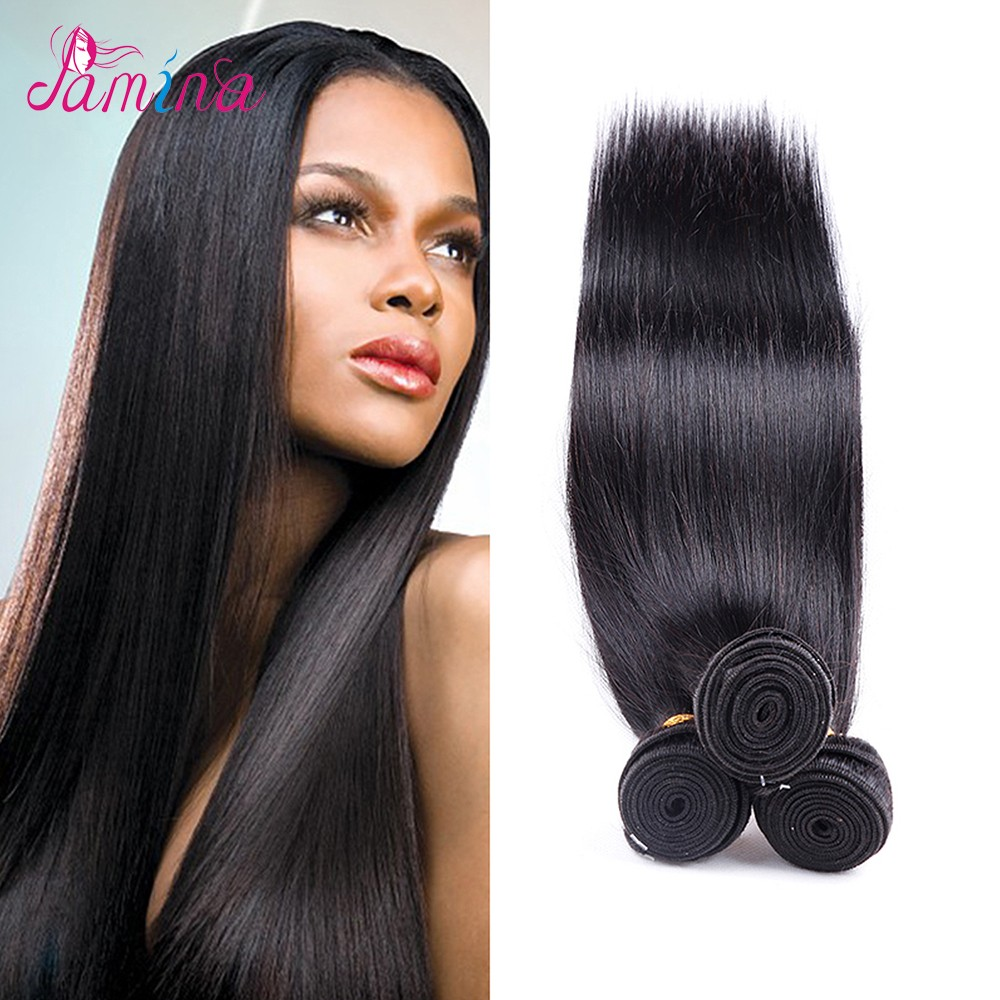 Virgin Manila Philippines Hair 16 18 20 Inch Silky Straight Human