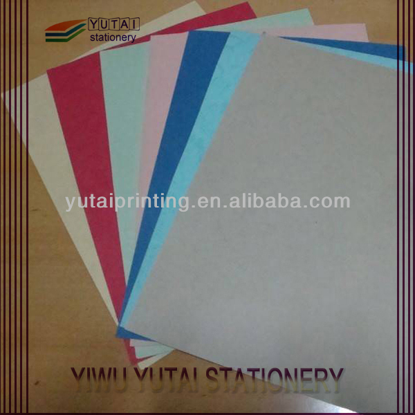 (BV Certification main product) white or color offset printing paper