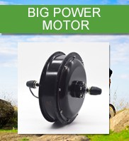 electric wheel hub motor