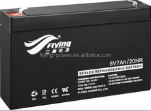 6V7AH Storage Battery for Scooter Rechargeable Battery for Electric Baby Carriage