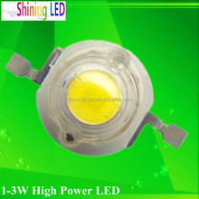 Light Source 140lm 150lm High Power Bridgelux Chip 1W LED