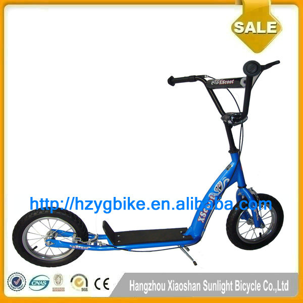 CE /EN Certificate Approved 12 inch Push Scooter High Quantity Freestyle Child Kick Scooter