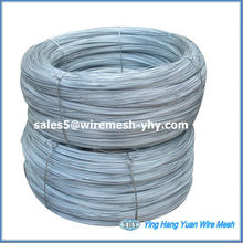 China Concrete Rebar Galfan Binding Wire 1mm