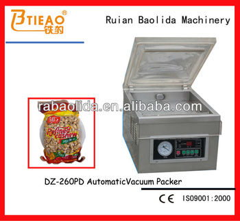 DZ-260PD Plastic Film Sealer