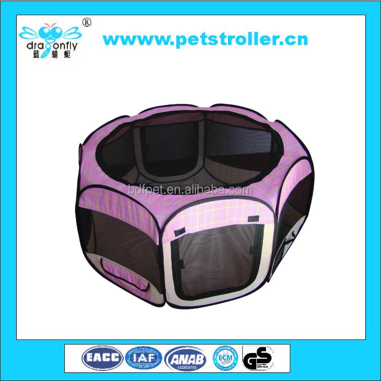 In Door Out Door Easilly Foldable Exercise Crate Dog Pet Playpen